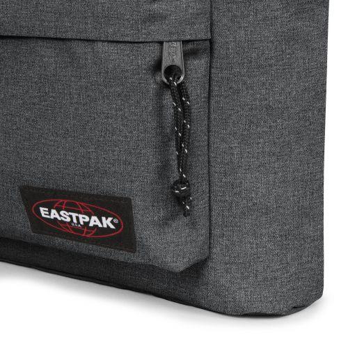 London + Black Denim Laptop by Eastpak - view 8
