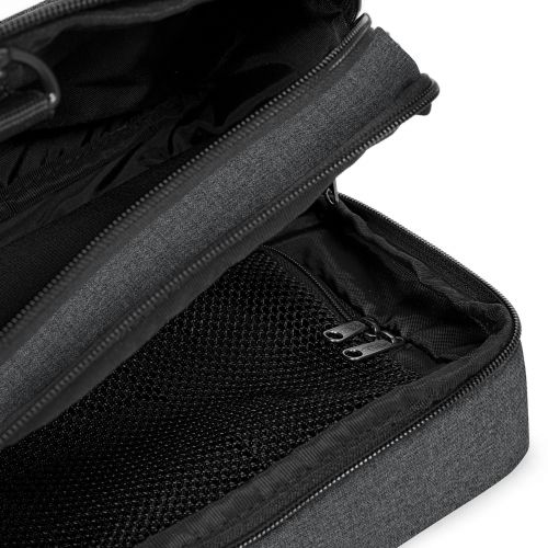 Spider Black Denim Toiletry Bags by Eastpak - view 8