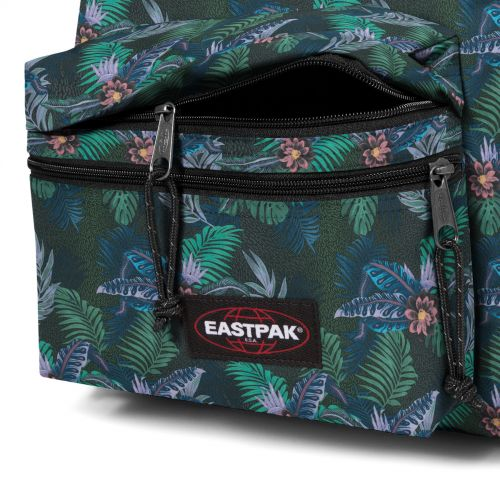 Padded Zippl'r Trippy Green Under £70 by Eastpak - view 8