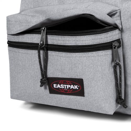 Padded Zippl'r Sunday Grey Basic by Eastpak - view 8