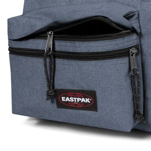 Padded Zippl'r Crafty Jeans Basic by Eastpak - view 8