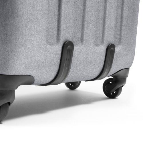 Tranzshell M Sunday Grey Hard Luggage by Eastpak - view 8
