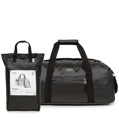 Stand + Topped Black Weekend & Overnight bags by Eastpak - view 8