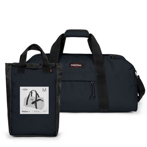 Station + Cloud Navy Weekend & Overnight bags by Eastpak - view 8