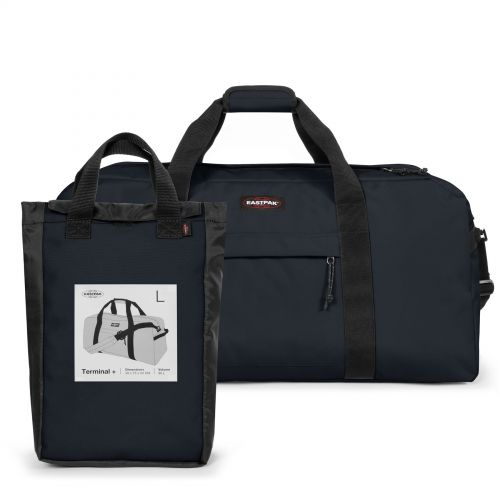 Terminal + Cloud Navy Duffles & Holdalls by Eastpak - view 8