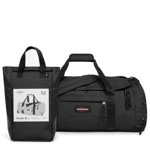 Reader M + Black Weekend & Overnight bags by Eastpak - view 8