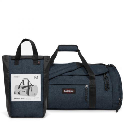 Reader M + Triple Denim Weekend & Overnight bags by Eastpak - view 8