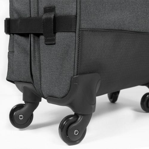 Trans4 L Black Denim Large Suitcases by Eastpak - view 8