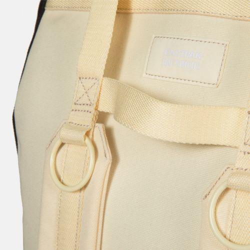 Raf Simons Topload Loop Anthracite Yellow Special editions by Eastpak - view 8