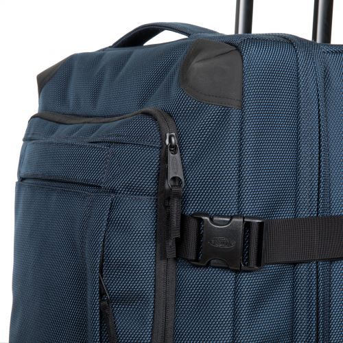 Trans4 CNNCT L Navy Large Suitcases by Eastpak - view 8