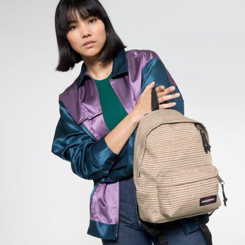 Orbit XS Twinkle Copper Backpacks by Eastpak - view 9