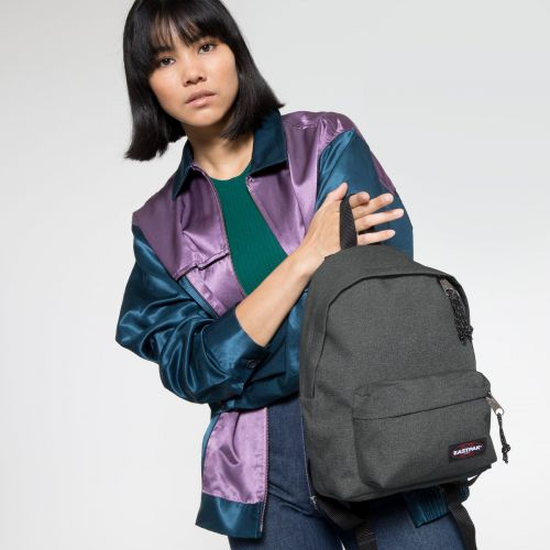 Orbit XS Black Denim Mini by Eastpak - view 9