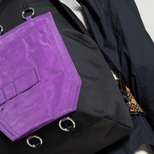 Raf Simons Padded Doubl'r Purple Quote Special editions by Eastpak - view 9
