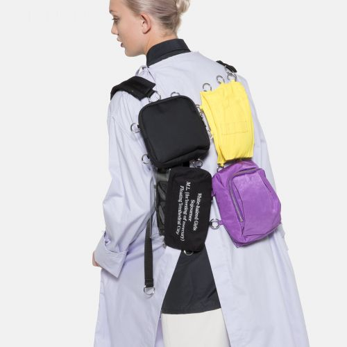 Raf Simons Pocketbag Loop Quote Special editions by Eastpak - view 9