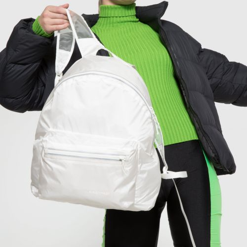 Padded Pak'r® Light White Backpacks by Eastpak - view 9