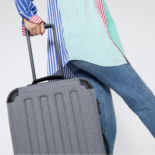 Tranzshell L Sunday Grey Hard Luggage by Eastpak - view 9
