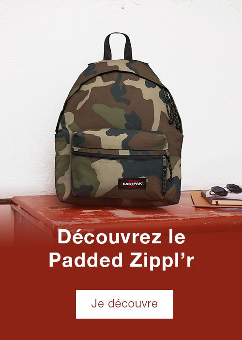 dd3cda33bc4d 140 Couleurs. Discover more. Eastpak Padded ...